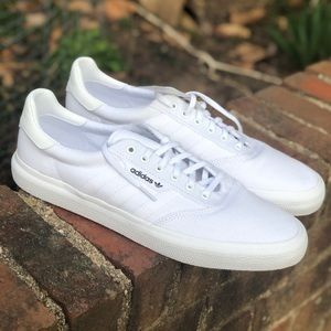 Adidas 3MC Vulc 'Cloud White' Sz 13 Mens